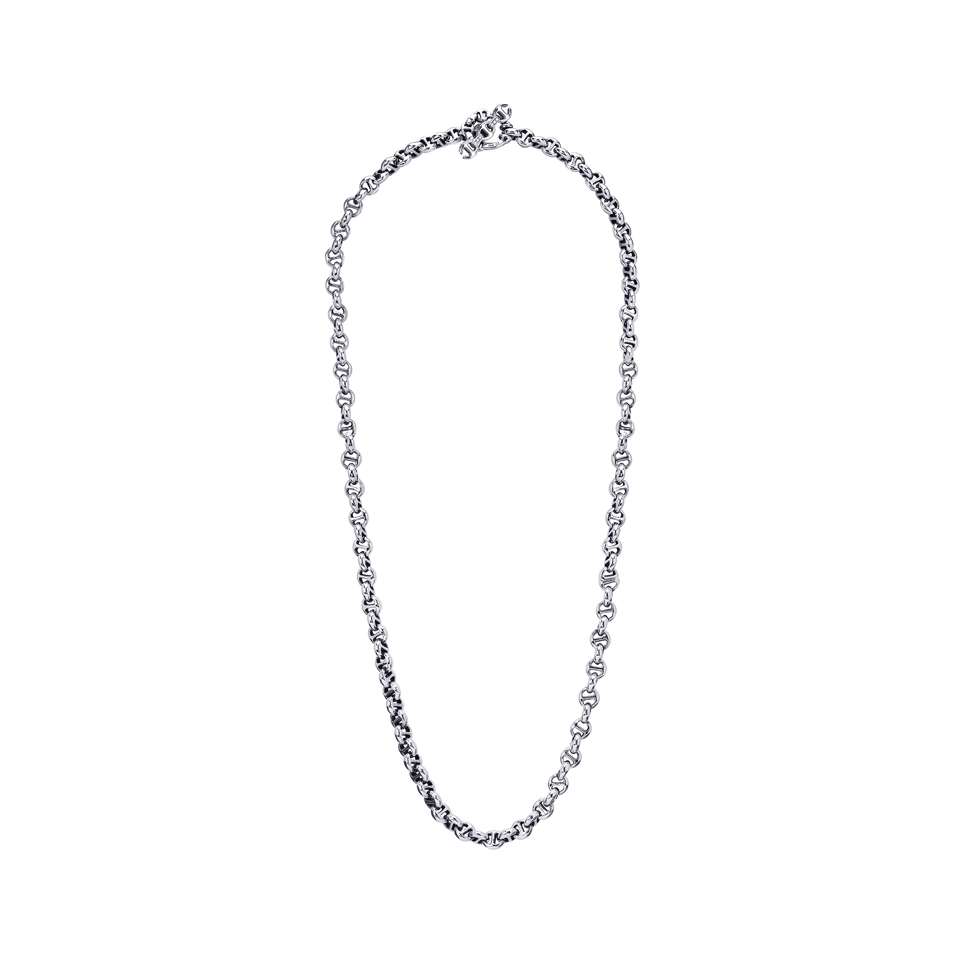 16inchi 5MM OPEN-LINK NECKLACE