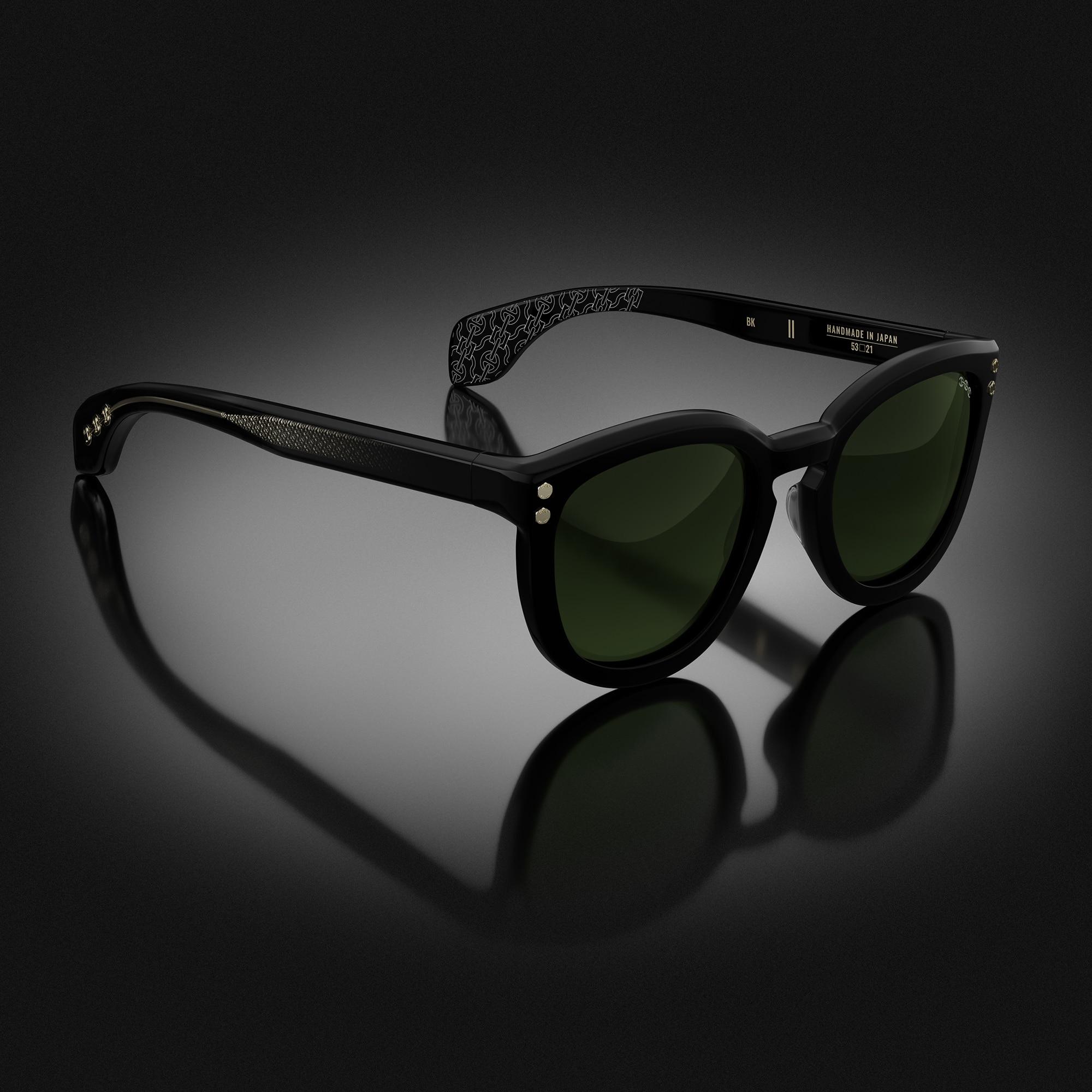 MODEL:Ⅱ-BLACK